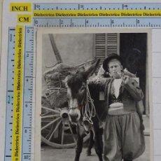 Postales: POSTAL DE MALLORCA. AÑOS 30 50. VIEJO PAYÉS MALLORQUÍN. TRUYOL. 1356. Lote 101332703