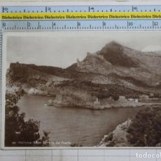 Postales: POSTAL DE MALLORCA. AÑOS 30 50. SOLLER ENTRADA DEL PUERTO. 98 AM. 1362. Lote 101332943