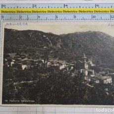 Postales: POSTAL DE MALLORCA. AÑOS 30 50. VALLDEMOSA. 48 AM. 1366. Lote 101333099