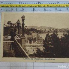 Postales: POSTAL DE MALLORCA. AÑOS 10 30. PALMA, SANTA CATALINA. 29 HELIOTIPIA. 1371. Lote 101333359