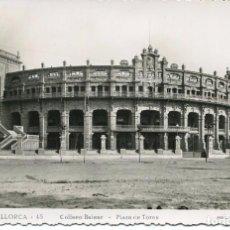 Postales: PALMA DE MALLORCA-PLAZA DE TOROS- GUILERA Nº 45. Lote 102567635