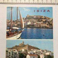 Postales: POSTAL. 251. IBIZA. BALEARES. EXCL. CASA FIGUERETAS. H. 1960. Lote 103090864