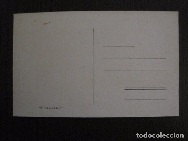 Postales: MAHON - POSTAL ANTIGUA- HOSPITAL MILITAR - EDITOR J.PONS -VER REVERSO- (51.025) - Foto 2 - 104400311