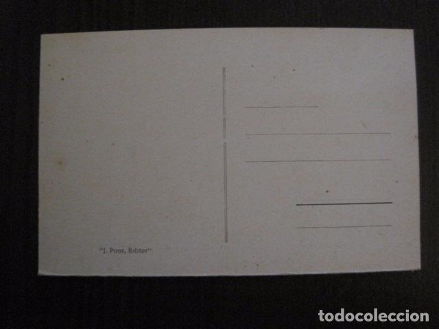 Postales: MAHON - POSTAL ANTIGUA- PASEO AUGUSTO MIRANDA - EDITOR J.PONS -VER REVERSO- (51.026) - Foto 2 - 104400471