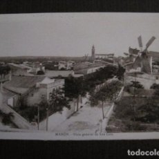 Postales: MAHON - POSTAL ANTIGUA- VISTA GENERAL DE SAN LUIS - EDITOR J.PONS -VER REVERSO- (51.029). Lote 104400727