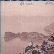 Postales: POSTAL MALLORCA - MIRAMAR - SERIE TRUYOL - HUECOGRABADO MUMBRU. Lote 104856307