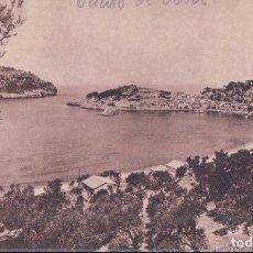 Postales: POSTAL SOLLER - PUERTO DE SOLLER - SERIE TRUYOL - HUECOGRABADO MUMBRU - MALLORCA. Lote 104856599