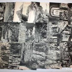 Postales: LOTE DE 30 ANTIGUAS POSTALES DE MALLORCA. SANTUARIO DE NTRA. SRA. DE LLUC, CUEVAS DEL DRAC (MANACOR). Lote 107189351