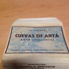 Postales: CUEVAS DE ARTÁ MALLORCA 15 VISTAS. Lote 107667243