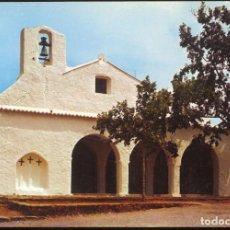 Postales: 247 - IBIZA . ISLAS BALEARES.- IGLESIA DE SAN CARLOS. Lote 108793091