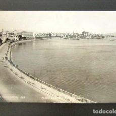 Postales: POSTAL PALMA DE MALLORCA. PASEO MARÍTIMO HACIA PALMA. . Lote 109237487