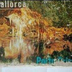 Postales: 14 POSTALES EN ACORDEON DE MALLORCA DE TAMAÑO 9.50 X 7.50. Lote 110055143