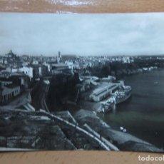 Postales: MAHON. MENORCA. VISTA GENERAL. (ED. FOTOGRAFICA Nº3).. Lote 110111851