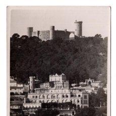 Postales: MALLORCA. - POSTAL FOTOGRÁFICA - EL CASTILLO DE BELLVER. Lote 111382555