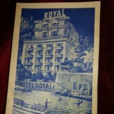 Postales: TARJETA POSTAL HOTEL ROYAL PALMA DE MALLORCA. Lote 111456608