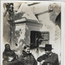 Postales: P- 8074. POSTAL FOTOGRAFICA IBIZA, CORTEJO CAMPESINO. Nº13 VIÑETS.. Lote 111584327