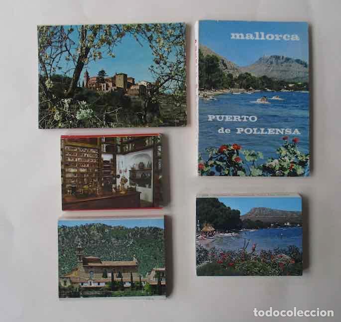 Postales: CINCO BLOCS DESPLEGABLES DE POSTALES DE MALLORCA - Foto 2 - 111693347