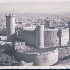 Postais: POSTAL PALMA DE MALLORCA - VISTA AEREA DEL CASTILLO DE BELLVER - FOTO BALEAR. Lote 112605459