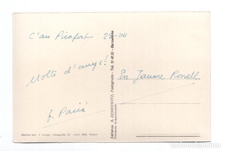 Postales: CAN PICAFORT (MALLORCA).- VISTA DESDE LA RESIDENCIA DE E Y D - Foto 2 - 112931359