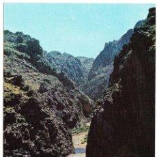 Postales: MALLORCA - SA CALOBRA - DESEMBOCADURA - PLAYA TORRENTE PAREIS. Lote 112976963