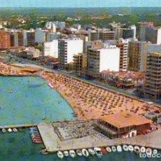 Postales: MALLORCA - EL ARENAL PLAYA DE PALMA. Lote 113121635