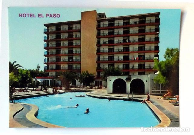 POSTAL PALMA DE MALLORCA HOTEL EL PASO 1976 (Postales - España - Baleares Moderna (desde 1.940))