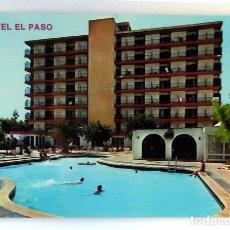 Postales: POSTAL PALMA DE MALLORCA HOTEL EL PASO 1976. Lote 113398907
