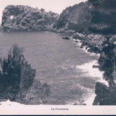 Postales: POSTAL MALLORCA - LA FORADADA - FOTO TRUYOL. Lote 113681587