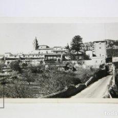 Postales: POSTAL FOTOGRAFICA - VALLDEMOSA / MALLORCA - EDIT. E. HAUSMANN - AÑOS 30 - CIRCULADA. Lote 114789715