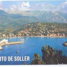 Postales: 3019 - PUERTO DE SOLLER .- VISTA GENERAL. Lote 115086287