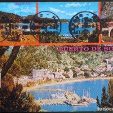 Postales: 2585 - PUERTO DE SOLLER .- MALLORCA. Lote 115086915