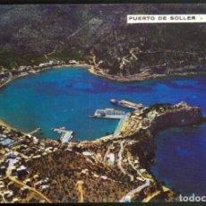 Postales: 1345 - PUERTO DE SOLLER .- VISTA AEREA.. Lote 115088851