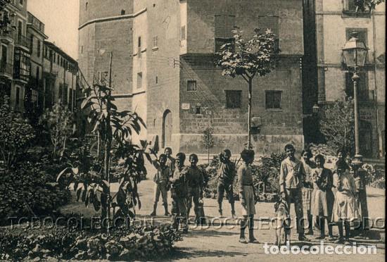 Postales: POSTAL PALMA DE MALLORCA PLAZA DEL MERCADO . AM No. 52 . ca AÑO 1905 - Foto 2 - 115120067