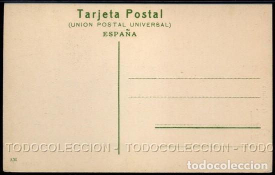 Postales: POSTAL PALMA DE MALLORCA PLAZA DEL MERCADO . AM No. 52 . ca AÑO 1905 - Foto 3 - 115120067