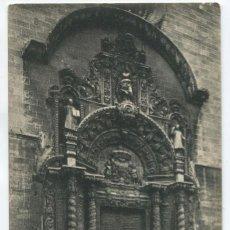 Cartes Postales: PALMA DE MALLORCA. PORTADA DE LA IGLESIA DE MONTESIÓN. FOT. LACOSTE, 14. Lote 115283275