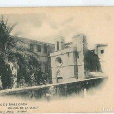 Cartes Postales: PALMA DE MALLORCA. IGLESIA DE LA LONJA. HAUSER Y MENET. 1311. Lote 115283503