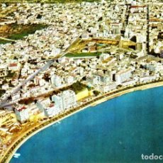 Postales: PALMA DE MALLORCA -PASEO MARÍTIMO DESDE EL AIRE- (MINERVA Nº 109) SIN CIRCULAR / P-2781. Lote 115485923