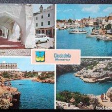 Postales: CIUDADELA (MENORCA). CYP. NUEVA.. Lote 115489044