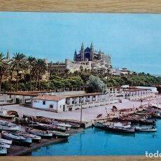 Postales: PALMA DE MALLORCA - CATEDRAL. Lote 115490779