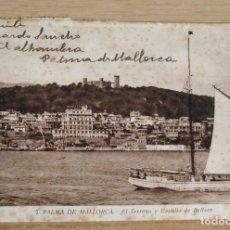 Postales: PALMA DE MALLORCA - EL TERRENO. Lote 115491211