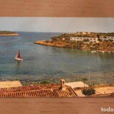 Postales: MALLORCA. SANTANY. PORTO PETRO. FOTO CASA PLANAS. INFORMACIÓN.. Lote 115516283