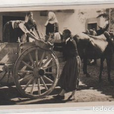 Postales: PALMA DE MALLORCA. ACABADO FOTOGRÁFICO. BALEARES. TIPOS Y COSTUMBRES. FOTO PLASENCIA. SIN CIRCULAR.. Lote 115917775