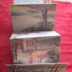 Postales: DESPLEGABLE 10 POSTALES PALMA DE MAYORCA SERIE 54. ESTAMPERIA RAM. Lote 116629167
