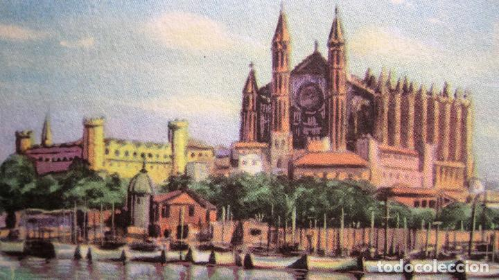 Postales: DESPLEGABLE 10 POSTALES PALMA DE MAYORCA SERIE 54. ESTAMPERIA RAM - Foto 2 - 116629167
