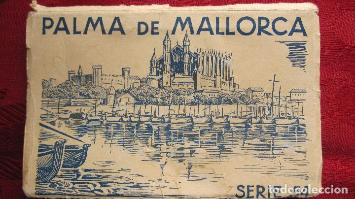 Postales: DESPLEGABLE 10 POSTALES PALMA DE MAYORCA SERIE 54. ESTAMPERIA RAM - Foto 5 - 116629167