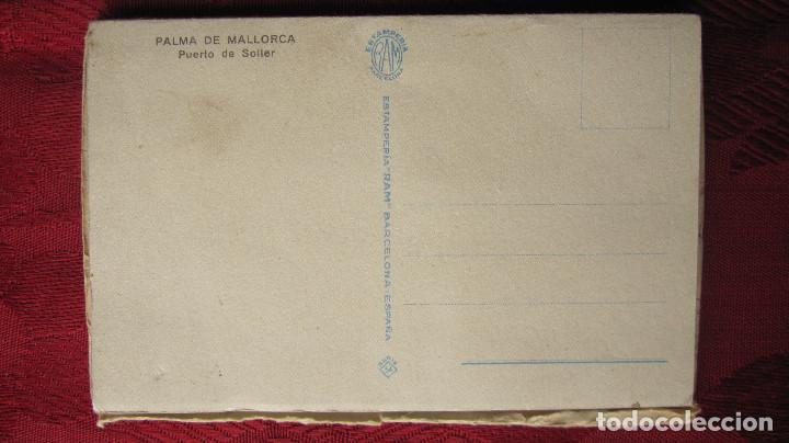 Postales: DESPLEGABLE 10 POSTALES PALMA DE MAYORCA SERIE 54. ESTAMPERIA RAM - Foto 6 - 116629167