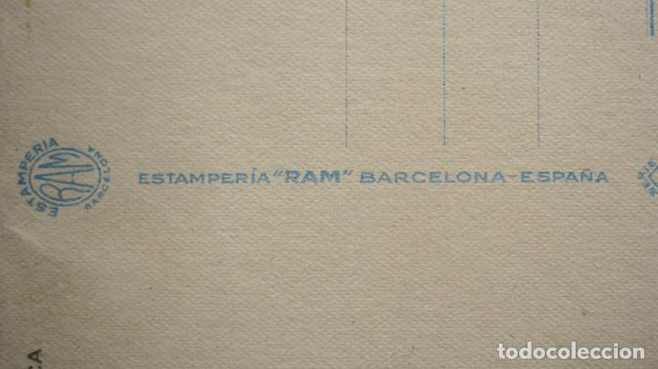 Postales: DESPLEGABLE 10 POSTALES PALMA DE MAYORCA SERIE 54. ESTAMPERIA RAM - Foto 7 - 116629167