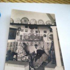 Postales: MALLORCA. ESCENA TIPICA EN CASA MULET GENOVA. 1961. Lote 116692539