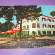 Postales: POSTAL HOTEL PLAYAS PAGUERA. AÑOS 70 . PAGUERA . MALLORCA.. Lote 116898107