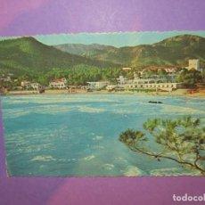 Postales: POSTAL PLAYA DE PAGUERA.. Lote 116898347